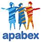 Logotipo Apabex - Um espaço para acolher, cuidar e incluir
