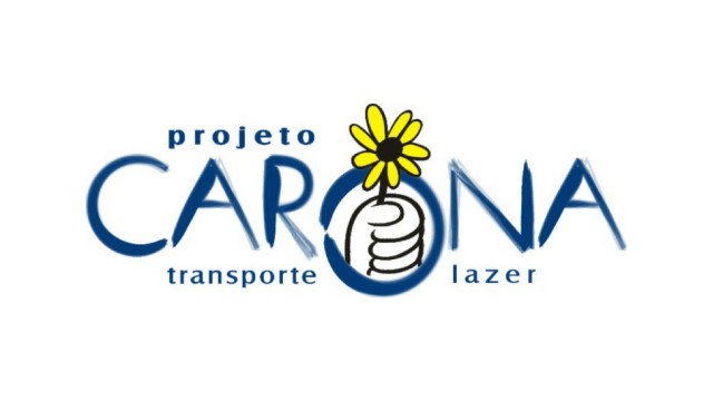 Logotipo do Projeto Carona - Transporte Lazer