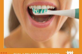 Qual a relação entre saúde bucal e COVID-19?